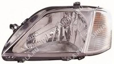 ФАРА ЛЕВАЯ Renault Logan Фаза 1 (2004-2009) - 551-1153L-LD-EM