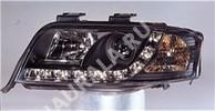 ТЮНИНГ-ФАРЫ (КОМПЛЕКТ) Audi A6 C5 (1997-2004) - SK3400-ADA601-CJM Черные